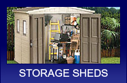 OUTDOOR SHEDS TOWNSVILLE