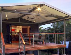 Timber Decks Patio Townsville Patios Amp Carports